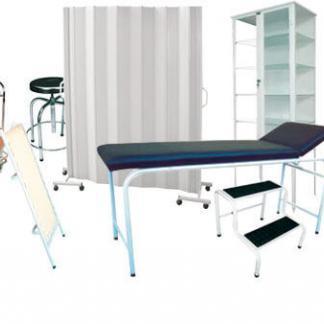 Mobília Hospitalar e Acessórios